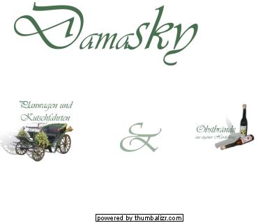 Fuhrhalterei Damasky